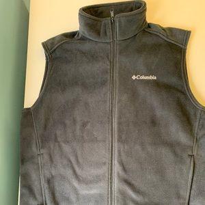 Columbia Men's Fleece Vest Large